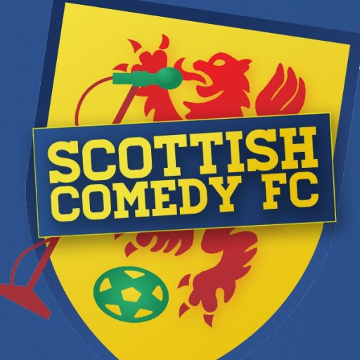 Listen to the Scottish Comedy Football Club Podcast.