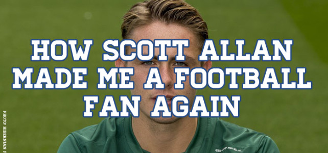 How Scott Allan Made Me a Football Fan Again