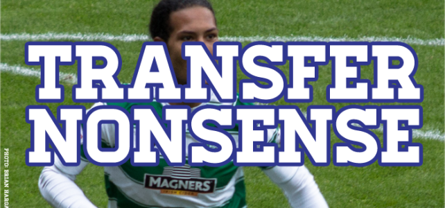 Transfer Nonsense: A Celtic Player Worth £20million? You Must Be Joking