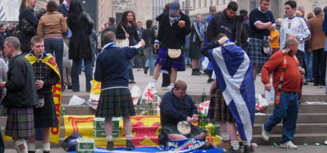 Scotland: The Hope Of A Nation Rests On Green Cards
