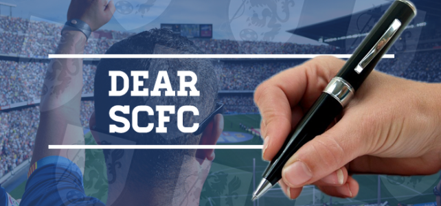 Dear SCFC: Can I Be The Next Chelsea Manager?
