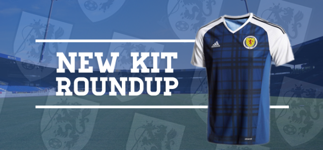 Football Kit Roundup: Scotland & Euro 2016 Special!