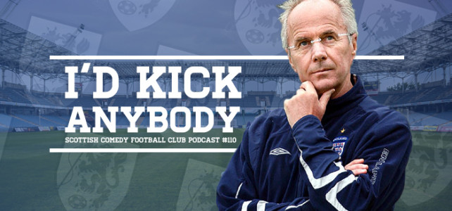 NEW POD: Listen To 'I'd Kick Anybody' Now!