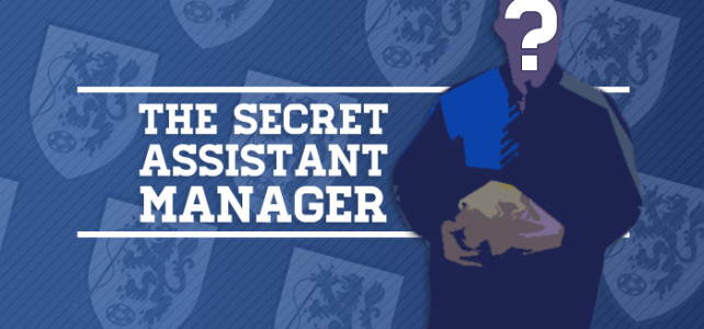 The Secret Assistant Manager Finally Reveals His Identity