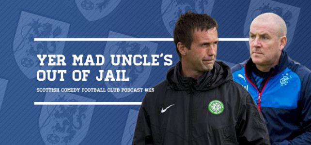 NEW POD: Listen to Yer Mad Uncle's Out Of Jail NOW!