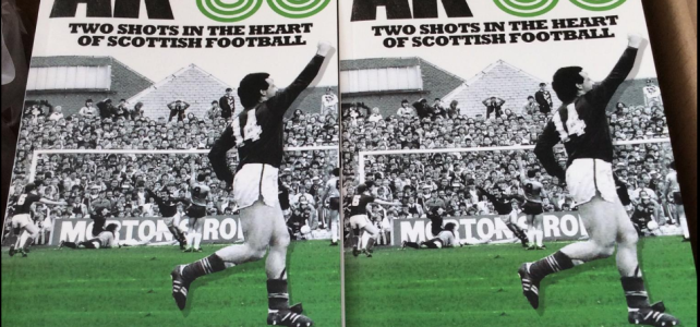 Book Review: AK-86 – Two Shots In The Heart Of Scottish Football
